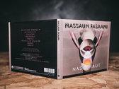 Nassaun Fasaani: Nassonaut – CD photo