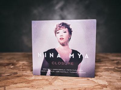 Nina Mya: Closure – CD main photo