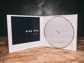 Nina Mya: Closure – CD photo