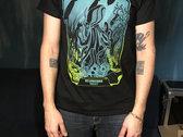 """Underwater"" design T-shirt photo"