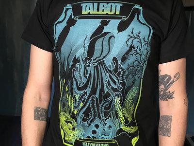 """""""Underwater"""" design T-shirt main photo"""