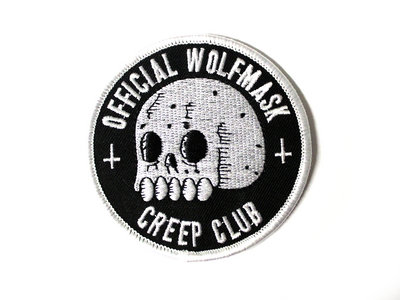 Creep Club Patch main photo
