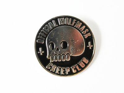 Creep Club Pin main photo