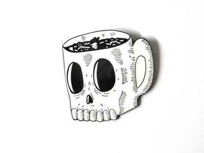 Coffee Mug of Doom Pin main photo