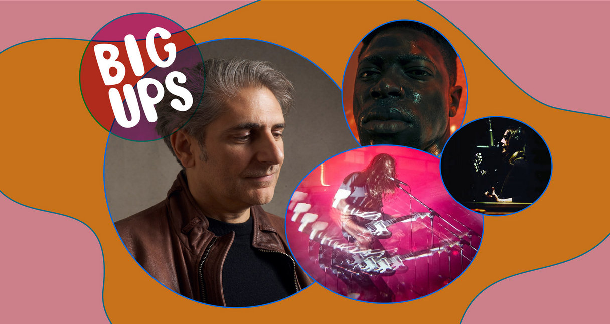 Michael Imperioli Picks His Bandcamp Favorites