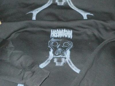 """Gas Antlers"" - Sweatshirt main photo"