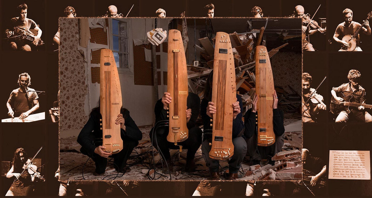 French Collective La Nòvia Plunge Traditional Folk in Drone and Noise to Bracing Results