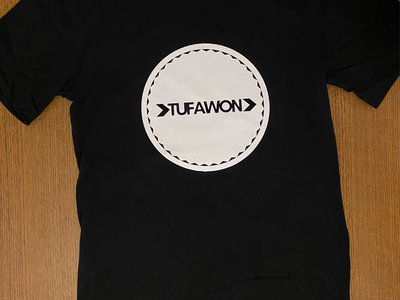 Tufawon Classic Black T-Shirt main photo