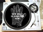 New Beat Is Forever New! Slipmat photo