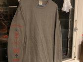 Ghost Noises x Keedoh Long-Sleeve T-Shirt photo