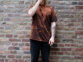 Black Batik T-shirt photo