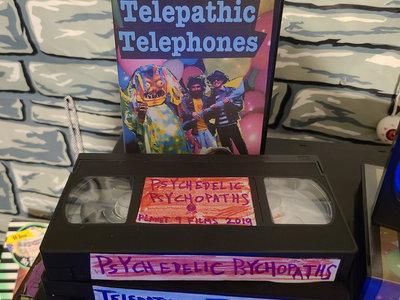 Telepathic Telephones VHS main photo