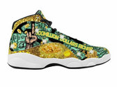 100 Million $ Richer Retro Sneakers photo
