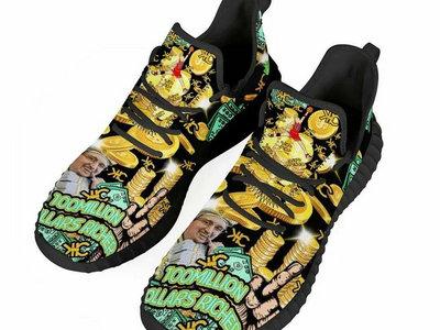 100 Million $ Richer Yeezy Sneakers main photo