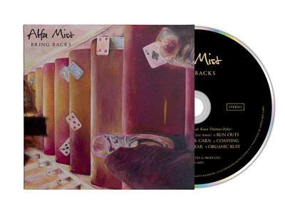Alfa Mist - Bring Backs (CD) main photo