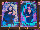 Castle Cat Collector Cards [pack 1] photo