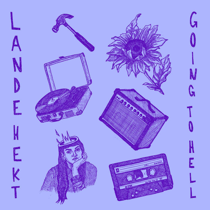 "Lande Hekt, ""Going to Hell"""