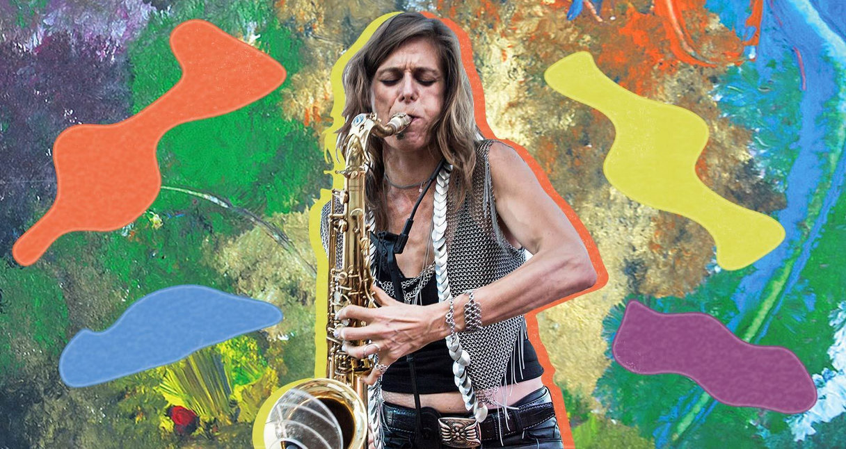 The Inventive, Uplifting Jazz of Saxophonist Muriel Grossmann