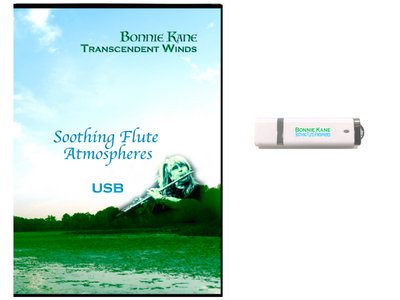 Soothing Flute Atmospheres USB main photo