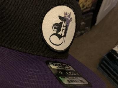 "King David ""Dethroned"" snapback hat main photo"