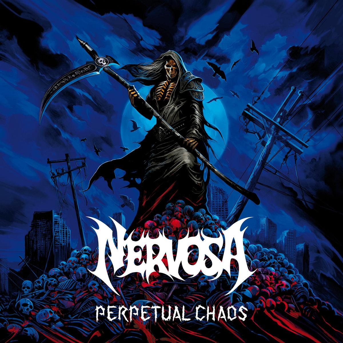 "Nervosa, ""Perpetual Chaos"""