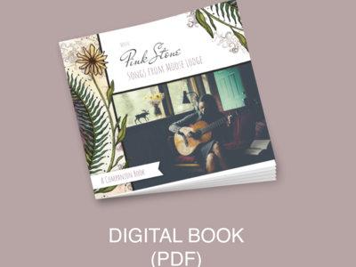 Pink Stone Companion Book (includes lyrics) - PDF version main photo