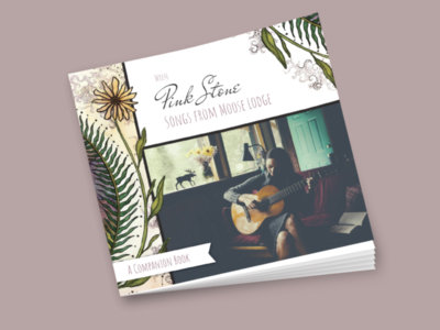 Pink Stone Companion Book (includes lyrics) main photo
