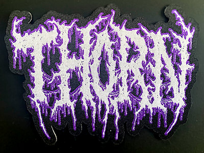 THORN Woven Logo Patch main photo