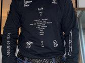 Apollo Noir WEAPONS T-shirt photo