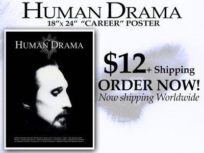 """HUMAN DRAMA """"Career"""" Poster main photo"""