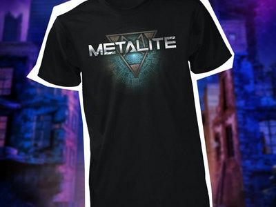 Metalite Bandname T-Shirt main photo