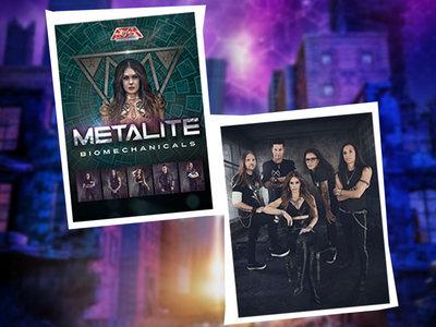Metalite Poster main photo