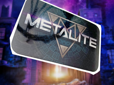 Metalite Glossy Sticker main photo