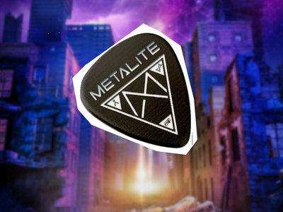 Metalite Guitar Pick main photo