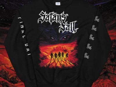 Final Day sweatshirt + digital download of the album main photo