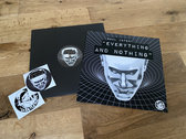 "Soul Intent - Everything And Nothing 12"" LP SAMPLER VINYL photo"