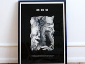 Black Marble / White Marble Posters A3 photo