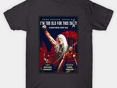 """""""I'm Too Old for This Sh*t!"""" Movie Poster Merchandise main photo"""