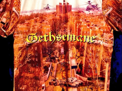 Shabazz the Disciple - Gethsemane tshirt main photo