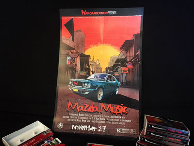 Mazda Music POSTER main photo