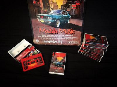 Mazda Music TAPE + POSTER main photo