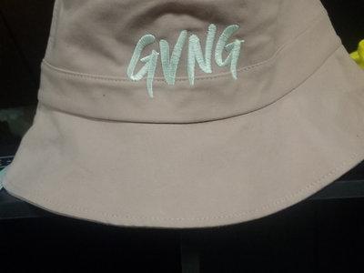 Beige Nation GVNG Bucket Hat (SOLO DOLO) main photo