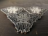 Solbrud metal pin photo