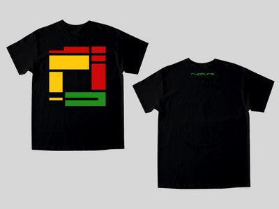 Rupture Logo T shirts (red - yellow - green) main photo