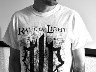 Rage Of Light T-shirt (white) main photo