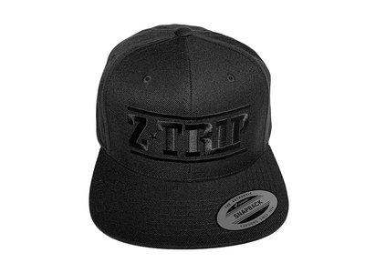 LMTD EDITION BLACK - Z-TRIP Logo Hat main photo