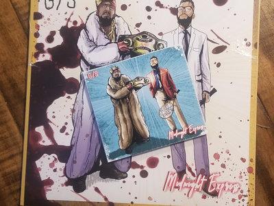 Midnight Express CD/Vinyl Bundle (ONLY 1 LEFT!) main photo