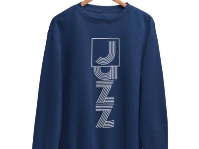 Vertical logo JAZZ Sweatshirt main photo