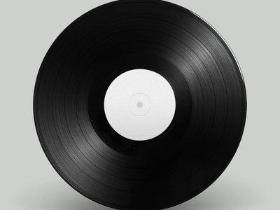 "Concealed Identity - The Nightingale Floor EP - 12"" Black Test Press [REPRV025] *V Ltd* main photo"