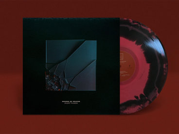 """Silent"" Red + Black Color Vinyl main photo"